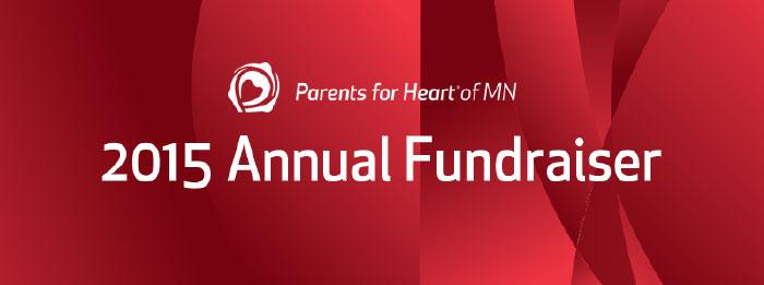 Parents for Heart 2015 Fundraiser